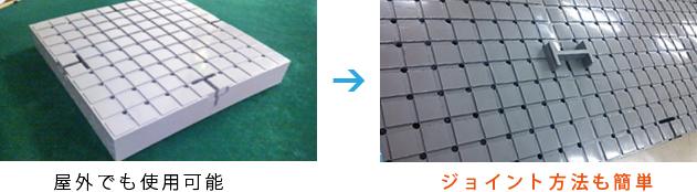 イベント用床材|リフロア
